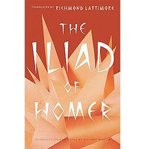 The Iliad of Homer (Paperback) - image 1 of 1