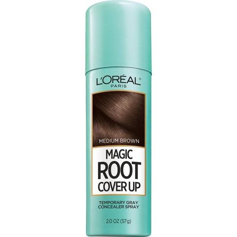 L'Oreal Paris Magic Root Cover Up - Medium Brown - 2.0oz - image 1 of 4