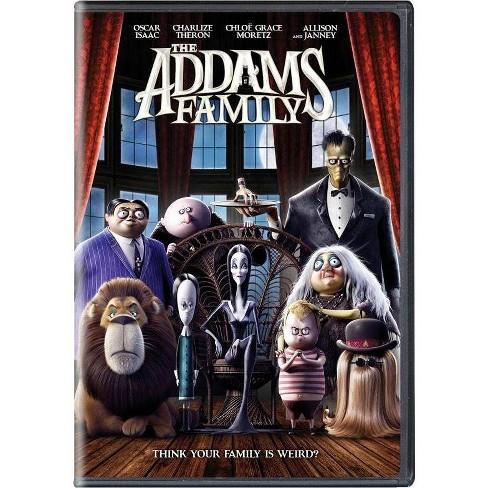 Addams Family (2019) (DVD) - image 1 of 1