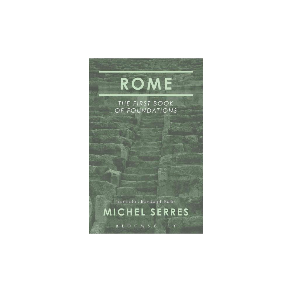 Rome : The First Book of Foundations (Hardcover) (Michel Serres)