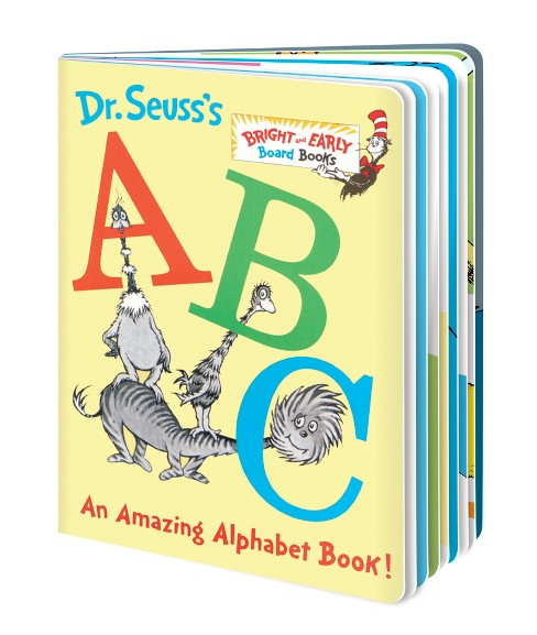 Dr. Seuss's ABC: An Amazing Alphabet Book! Bright and Early Board Books by Dr. Seuss by Dr. Seuss - image 1 of 1
