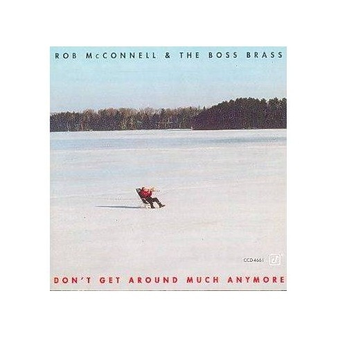 Rob McConnell - Don't Get Around Much Anymore (CD) - image 1 of 1