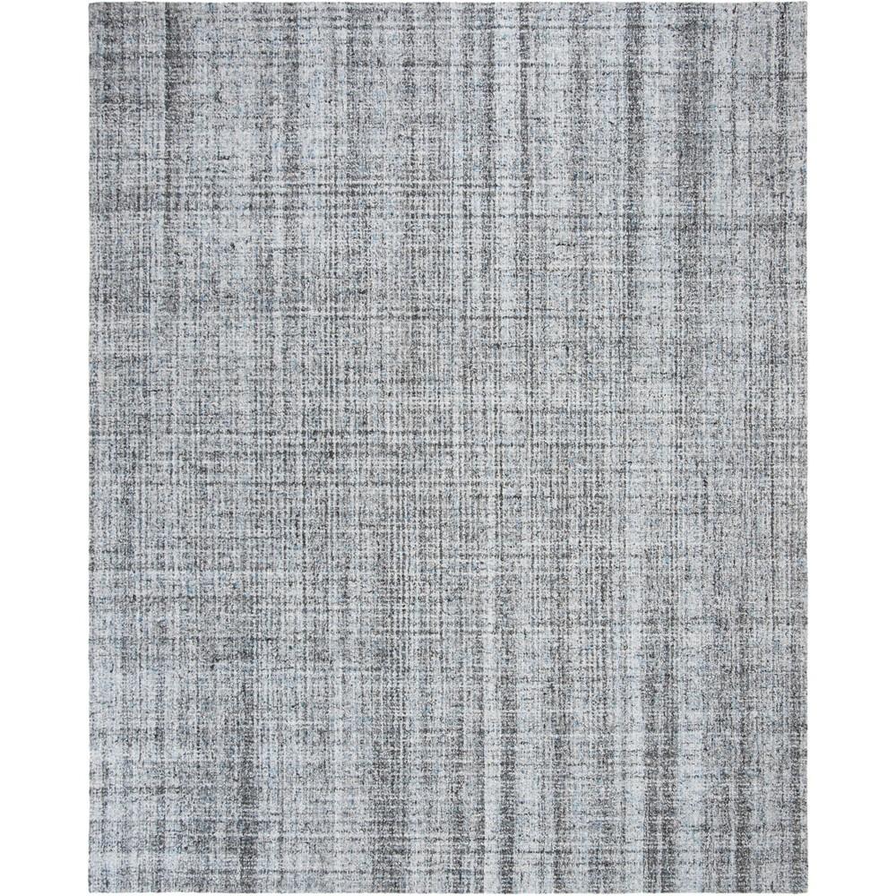 8'X10' Shapes Tufted Area Rug Blue/Black - Safavieh