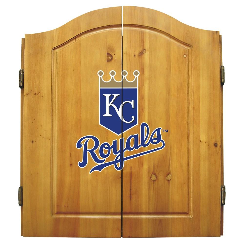 Imperial International - MLB Dart Cabinet, Kansas City Royals