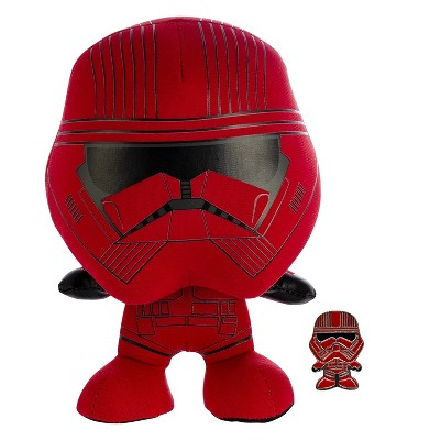 Seven20 Star Wars Sith Trooper Stylized 7 Inch Plush With Enamel Pin