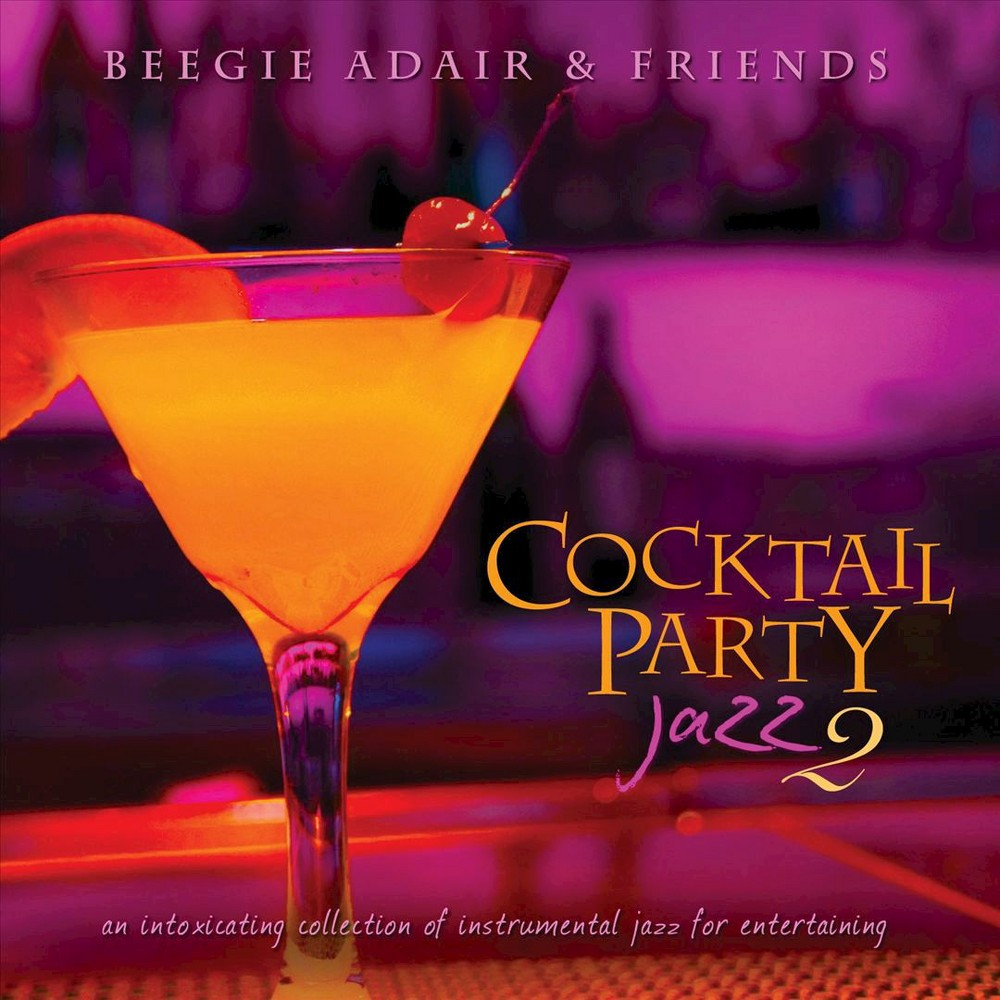 Various - Cocktail Party Jazz 2:Intoxicating Co (CD)