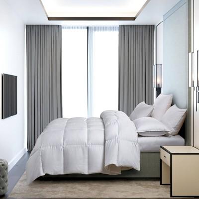 300 Thread Count Extra Warm Down Fiber Comforter - Serta