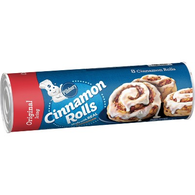 Pillsbury Cinnamon Rolls with Icing - 12.4oz/8ct