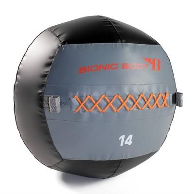 Bionic Body Medicine Ball 14lbs - Black