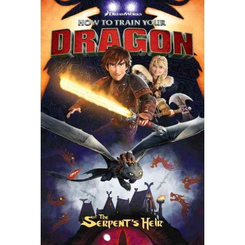 e836a0f2957 How To Train Your Dragon   The Serpent s Heir (Paperback) (Dean ...