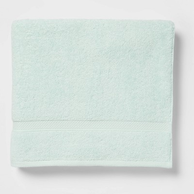Perfectly Soft Solid Bath Towel Mint Green - Opalhouse™