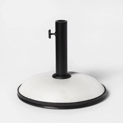 Concrete Umbrella Base White - Project 62™