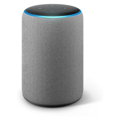 Amazon Echo Plus (2nd Generation)- Heather Gray