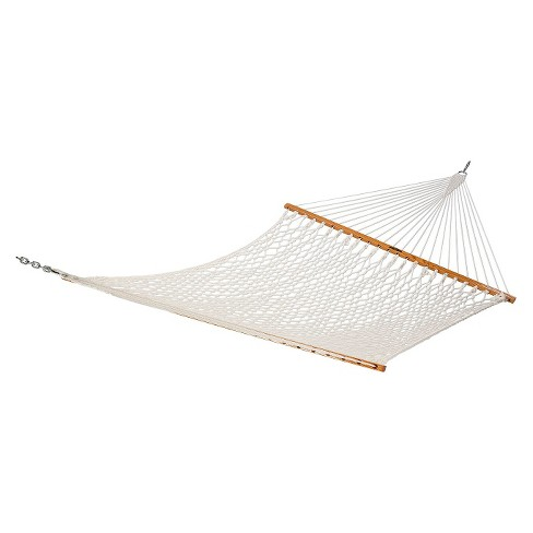 Original Pawleys Island Deluxe Polyester Rope Hammock - White - image 1 of 1