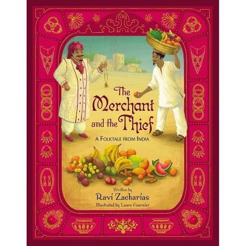 The Merchant and the Thief - by  Ravi Zacharias (Paperback) - image 1 of 1