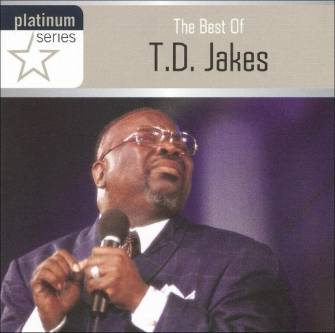 T.D. jakes - Best of td jakes (CD) - image 1 of 1