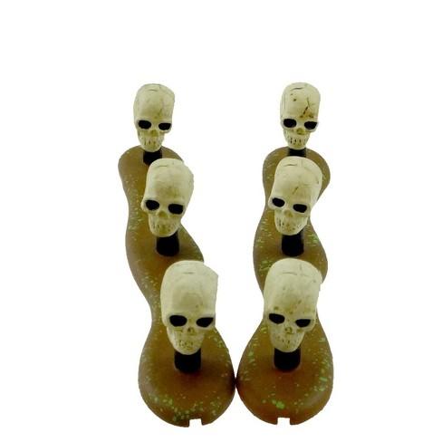 Dept 56 Accessories Skull Lawn Lights Village Halloween  -  Decorative Figurines - image 1 of 2