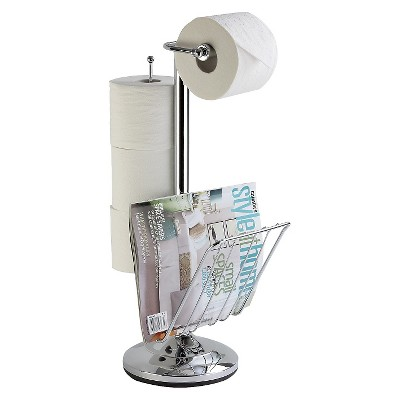 Toilet Caddy Chrome - Better Living Products