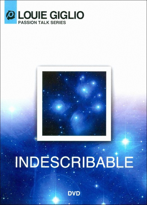 Indescribable (DVD) - image 1 of 1