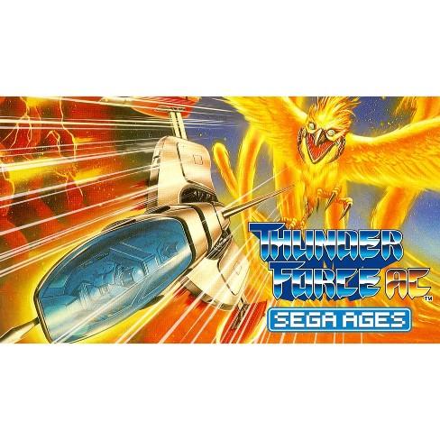 SEGA Ages: Thunder Force AC - Nintendo Switch (Digital) - image 1 of 4