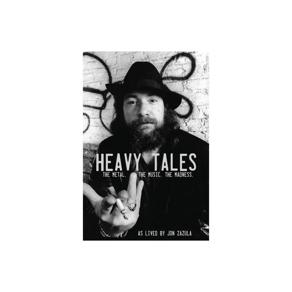 Heavy Tales By Jon Zazula Paperback