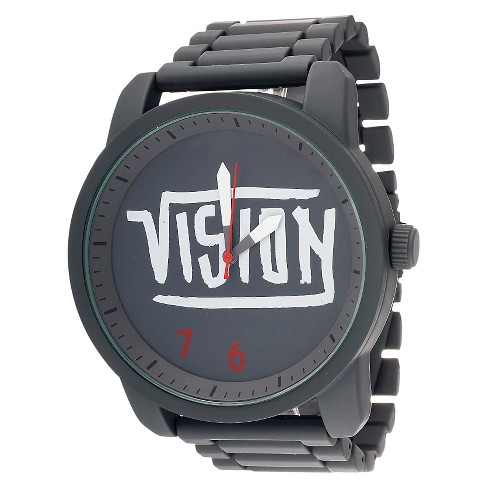 Men's Vision Street Wear® Analog Watch - Gray - image 1 of 2