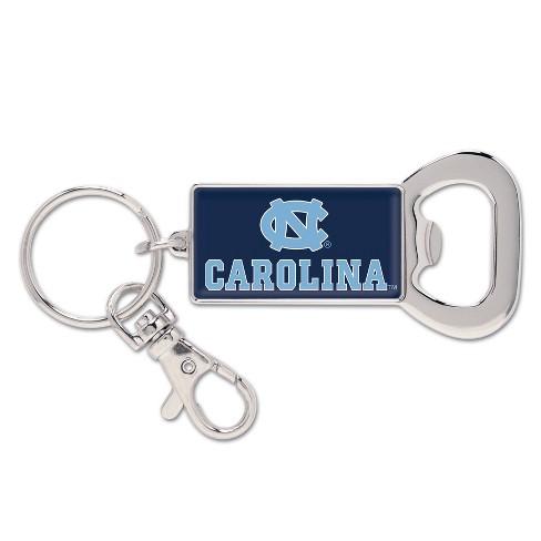NCAA North Carolina Tar Heels Lanyard Bottle Opener Keychain - image 1 of 1