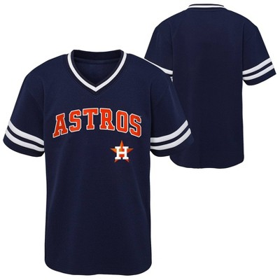 MLB Houston Astros Toddler Boys' Pullover Jersey