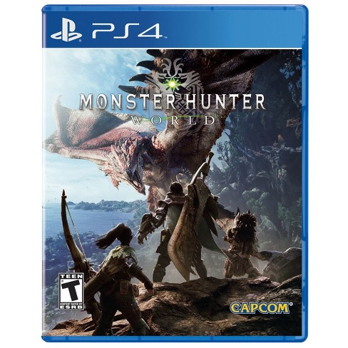 Monster Hunter World - PlayStation 4 - image 1 of 7