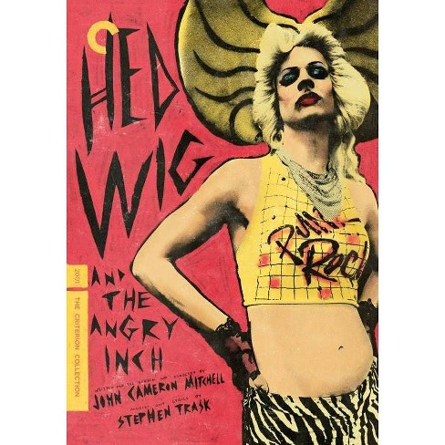Hedwig And The Angry Inch (DVD) - image 1 of 1