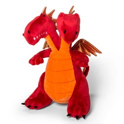 Weighted Plush Dragon Throw Pillow - Pillowfort™ : Target
