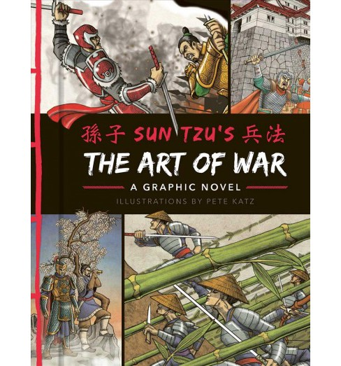 Art of War : A Graphic Novel -  by Sun-Tzu (Hardcover) - image 1 of 1