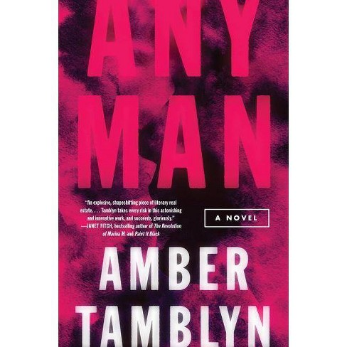 Any Man - by  Amber Tamblyn (Paperback) - image 1 of 1