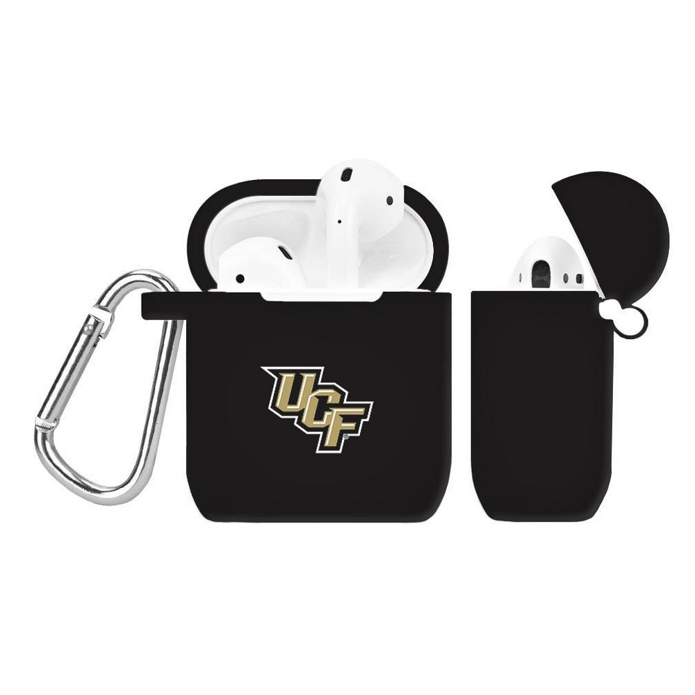 NCAA Ucf Knights Silicone Case Cover for Apple AirPod Case, Multicolored NCAA Ucf Knights Silicone Case Cover for Apple AirPod Case Color: Multicolored.