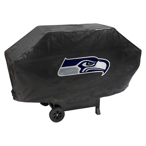 Seattle Seahawks Deluxe Grill Cover - image 1 of 1