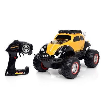 Hollywood Rides Bumblebee OffRoad 4x4 RC Bumblebee 1:12 Scale Remote Control Car 2.4 Ghz