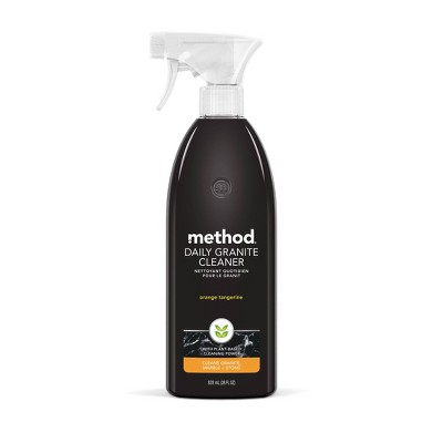 Method Cleaning Products Daily Granite Mandarin Orange Spray Bottle 28 fl oz
