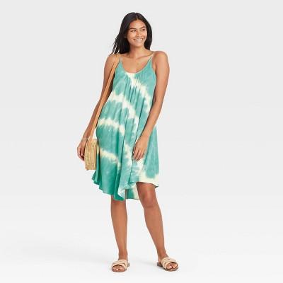 Women's Dip-Dye Sleeveless Dress - Knox Rose™
