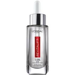L'Oreal Paris Revitalift Derm Intensives Hyaluronic Acid Facial Serum - 1 fl oz