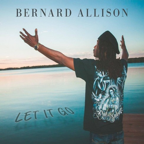 Bernard Allison - Let It Go (CD) - image 1 of 1