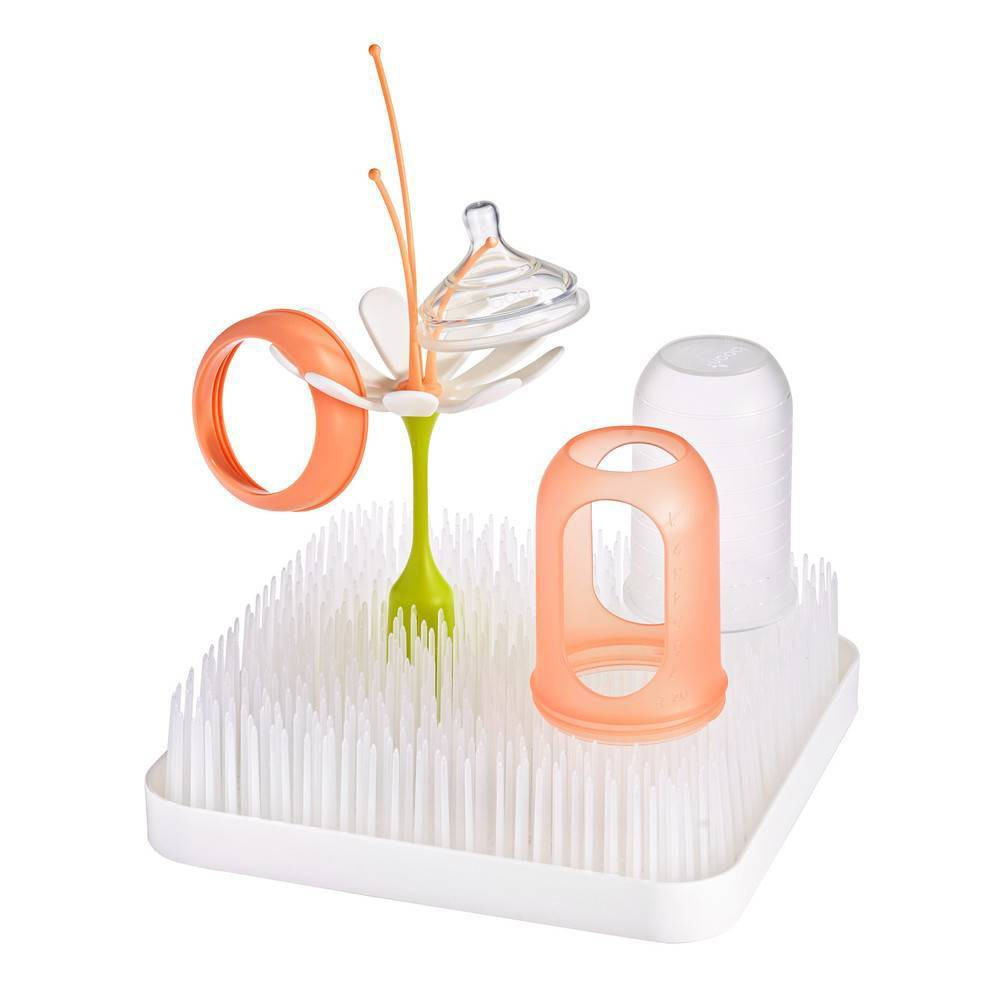 Image of Boon Grass Countertop Drying Rack - White