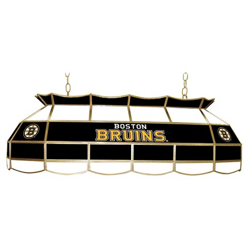 Boston Bruins Stained Glass Lighting Fixture - 40 inch - image 1 of 1