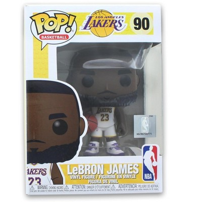 Funko LA Lakers NBA Funko POP Vinyl Figure | LeBron James Alternate
