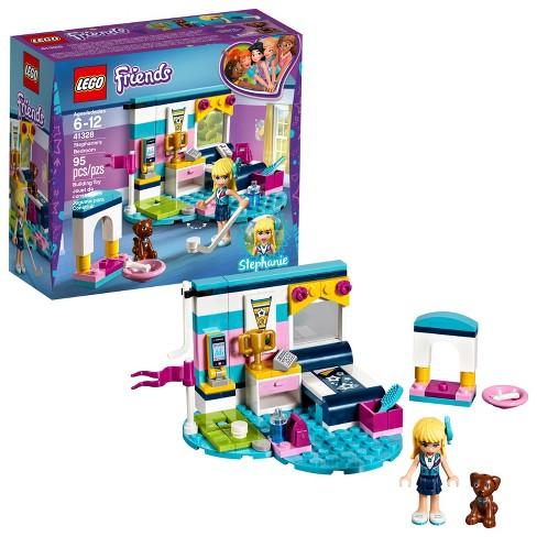 Lego Friends Stephanies Bedroom 41328 Target