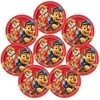 "PAW Patrol 7"" 8ct Party Plates - image 2 of 3"
