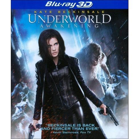 Underworld: Awakening in 3D [Includes Digital Copy] [UltraViolet] [3D] [Blu-ray/DVD] - image 1 of 1