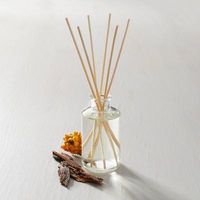 4 fl oz Smoked Woods Seasonal Oil Diffuser - Hearth & Hand™ with Magnolia