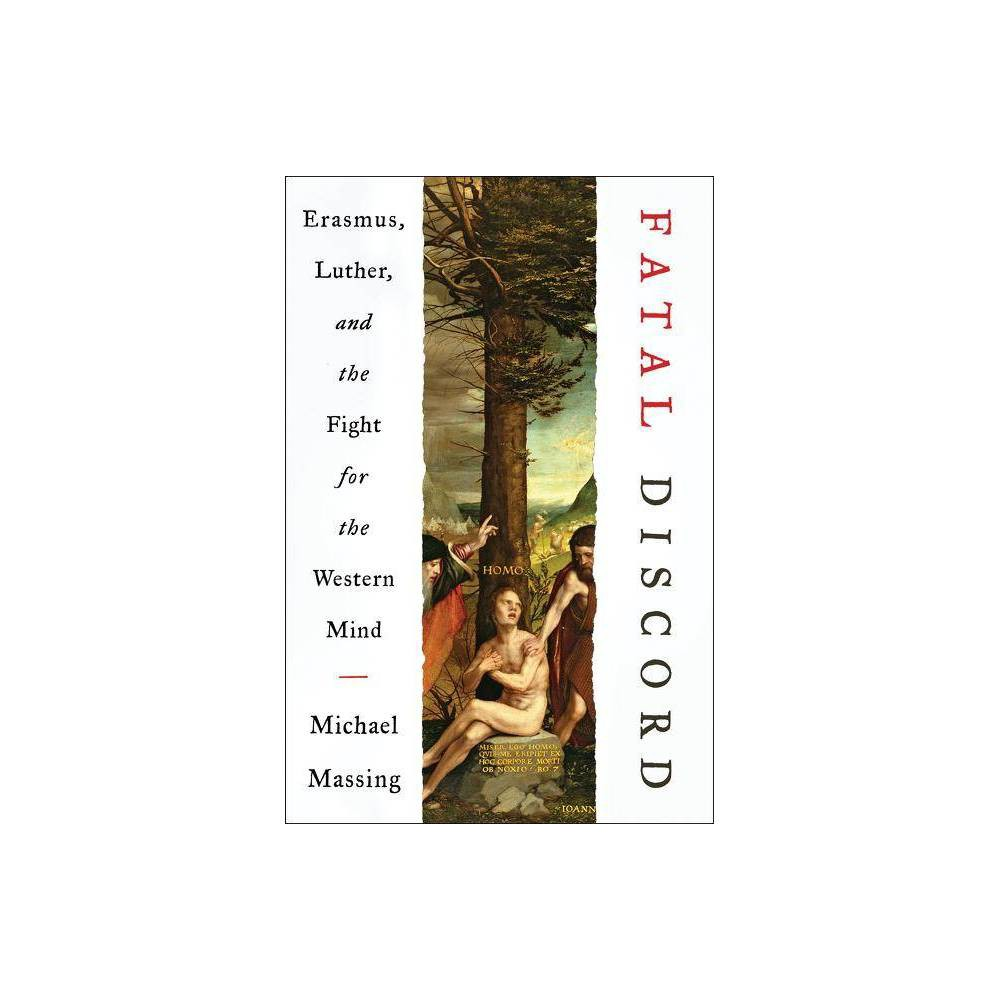 Fatal Discord By Michael Massing Hardcover