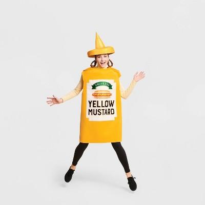 Adult Mustard Halloween Costume One Size - Hyde & EEK! Boutique™