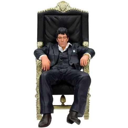 SD Toys Scarface Tony Montana In Chair 7 Inch Collectible Figure - image 1 of 3